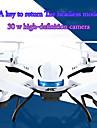 JJRC H12C Drönare 6 Axel 4 Kanaler 2.4G Radiostyrd quadcopterRetur Med Enkel Knapptryckning / Auto-Takeoff / Felsäker / Headless-läge /
