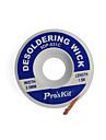 Pro\'sKit 9dp-031A avlödning veke (1,5 mm) längd (1,5 m)
