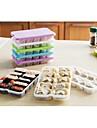 boites a lunch en plastique / polypropylene, bac a legumes en plastique