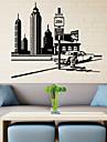 Architecture Bande dessinee Romance Mode Vacances Paysage Forme Fantaisie Stickers muraux Autocollants avionAutocollants muraux