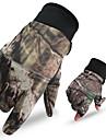 Unisexe Gants Sport de detente Garder au chaud / Vestimentaire / Antiderapage Printemps / Automne / Hiver Camouflage-Sportif-M / L / XL