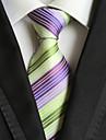 Cravată ( Multicolor , Poliester ) Dungi