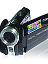 "ordro® v6 digital videokamera 3,0 ""TFT-LCD 270 graders rotation display CMOS-sensor max.20mp 16x digital zoom"