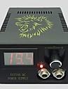 hög stabilitet lejon tatuering strömförsörjning maskin
