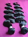Remy de Bresilien de cheveux Tissage Naturel Remy Ondulation naturelle Remy Human Hair Tissages