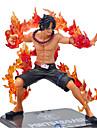 One Piece Ace PVC Anime Actionfigurer Modell Leksaker doll Toy