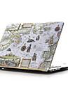 coquille plate couleur dessin ~ 29 de style pour macbook air 11 \'\' / 13 \'\'