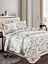 Mode 100% coton 3 pieces matelasse ensemble couvre-lit, queen size