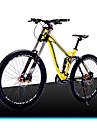Mountain Bikes Cykelsport 21 Hastighet 26 tum/700CC 60mm Herr / Unisex EF51-8 Dubbel skivbroms Suspension ForkFull upphängning /