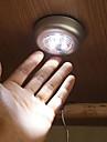3 ledde röra ljus lampa tre ljus pat pights nödbelysning bil hem vägglampa nattlampa skåp ljus