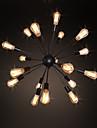 40 Ljuskronor ,  Rustik Antik mässing Särdrag for designers Metall Living Room / Bedroom / Dining Room / Sovrum