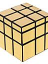 Shengshou® Mjuk hastighetskub 3*3*3 Alien Spegel Hastighet Magiska kuber Vit ABS