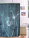 """Moderne Polyester W71""""×L71""""(W180cm x L180cm)  -  Haute qualite Rideaux de douche"""
