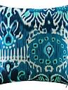1 pcs Polyester Coussin avec rembourrage,Geometrique Retro