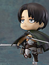 Attack on Titan Annat PVC Anime Actionfigurer Modell Leksaker doll Toy