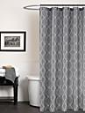 Modern Polyester 180 x 182,180 x 200  -  Hög kvalitet Duschdraperi