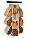 Sacs de Conservation Tissu avecFonctionnalite est Ouvert , Pour Chaussures / Sous-vetement / Tissu / Lessive