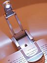 mlsled® markera automatisk infällbar fällbara hydrauliska mini klipp bok ljus för bärbar dator PC-dator etc