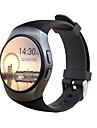 kimlink kw18 smarta klockor, bluetooth 4.0 / pulsmätare / aktivitet tracker / handsfree-samtal / kamerastyrning