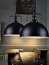 MAX   60W Hängande lampor ,  Rustik/Stuga Målning Särdrag for Ministil Metall Living Room / Dining Room / Sovrum / Badrum / Ingång