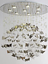 3W Takmonterad ,  Rustik Rektangulär Särdrag for Flush Mount Lights / Ministil MetallLiving Room / Bedroom / Dining Room / Sovrum /
