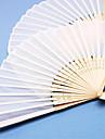 Mătase Ventilatoare și umbrele de soare-# Piece / Set Ventilatoare de MânăTemă Plajă Temă Grădină Temă Asiatică Temă Florală Temă Flurure