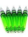 1PC pcs Peche a la lumiere Vert g Once mm pouce,Plastique Peche au leurre