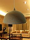 Lampe suspendue ,  Retro Autres Fonctionnalite for LED MetalSalle de sejour Chambre a coucher Salle a manger Bureau/Bureau de maison