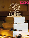 Cake Toppers Lovers Uner The Tree