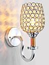 Kristal / Ministijl Muurlampen,Hedendaags E26/E27 Metaal