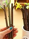 Penna Penna Gel Pennor Penna,Plast Tunna Svart bläck~~POS=TRUNC For Skolmaterial Kontorsmaterial Förpackning med