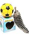 elektrisk fotbolls bäver boll