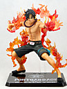Figures Anime Action Inspire par One Piece Ace PVC 13 CM Jouets modele Jouets DIY