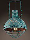 Loft Industrial Style Retro Clothing Store Cafe Bar Chandelier Creative Restaurant Lights Aisle Lron