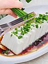 1 piese Cutter pe & Slicer For pentru legume Oțel Inoxidabil Calitate superioară / Bucătărie Gadget creativ