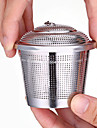 304 rostfritt stål teblad smaksättning behållare (l)