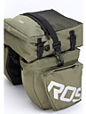 ROSWHEEL® Cykelväska 37LAxelväska / Väska till pakethållaren/Cykelväska Vattentät / Stötsäker / Bärbar Cykelväska PVC / 600D Polyester