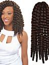 crochet tresse havana mambo torsion afro extension de cheveux 12-24 pouces 33 # avec crochet
