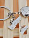 Zinc Alloy Keychain Favors-1 Piece/Set Keychains Asian Theme Personalized Silver