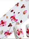 1st 100cmx4cm glitter spik folie klistermärke härlig tecknad vacker blomma nageldekorationer diy skönhet stzxk01-05