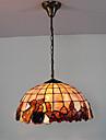 Lampe suspendue ,  Tiffany Autres Fonctionnalite for Style mini MetalSalle de sejour Chambre a coucher Salle a manger Cuisine