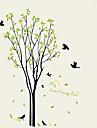 Djur Botanisk Ord & Citat Stilleben Mode Blommig Fritid Väggklistermärken Väggstickers Flygplan Dekrativa Väggstickers MaterialKan tas