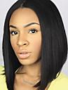 """varm!! brasilianska jungfru håret fullt spetsar peruker människohår peruker för svarta kvinnor 8 """"-30"""" bob rak spets front peruk"""