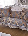 sofa matelasse coussin epaississement chenille rustine jacquard antiderapante coussin de canape
