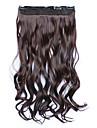 longueur 60cm borwn synthetique cheveux boucles mixte perruque de couleur (4a / 33)
