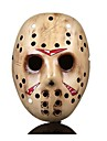 Mask Cosplay Festival/Högtid Halloween Kostymer Vit Enfärgat Mask Halloween Unisex