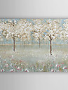 Peint a la main Paysage Peintures a l\'huile,Modern Un Panneau Toile Peinture a l\'huile Hang-peint For Decoration d\'interieur