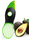 1 st Cutter & Slicer For för frukt Plast Multifunktion / Creative Kitchen Gadget