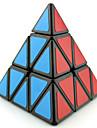Yongjun® Slät Hastighet Cube 3*3*3 / Alien professionell nivå Magiska kuber Svart Blekna / Ivory Plastic