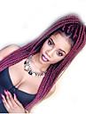 La Havane / Senegal / Box Tresses / Crochet Tresses Twist Extensions de cheveux 24Inch Kanekalon 12 Brin 90g gramme Braids Hair